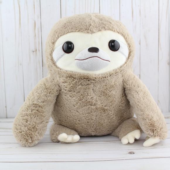 Amuse Collection Namakemono No Mikke Sloth Plush